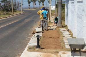 Pedestres terão novo acesso ao Residencial