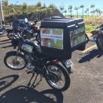 Aquisição de 02 motos
