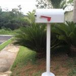 Caixa de correio padronizada