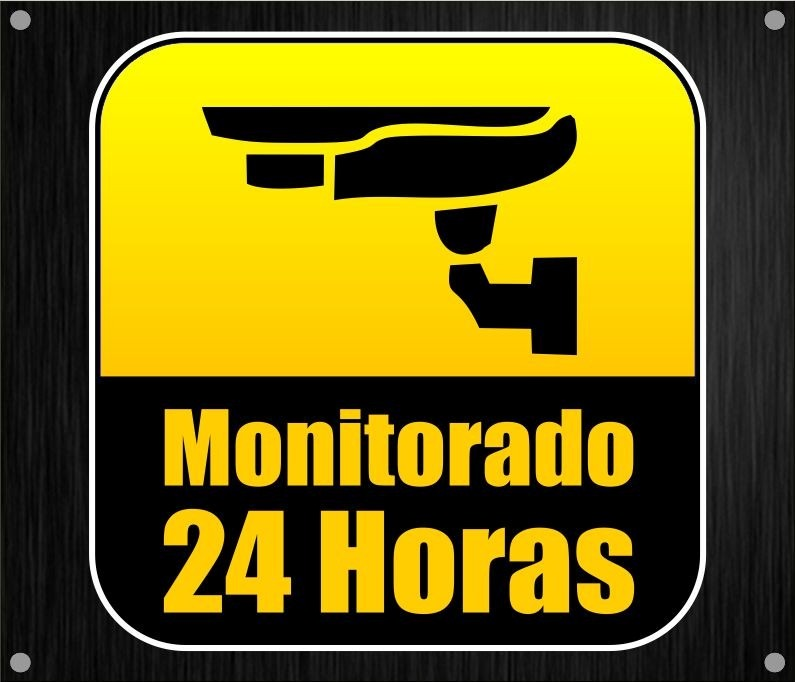 Condominio monitorado 24 horas
