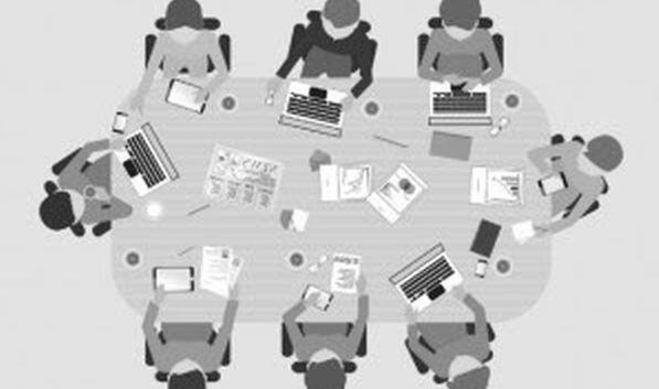 Reuniões de trabalho da Diretoria